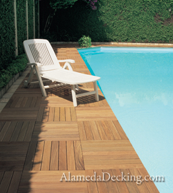 Deck Tiles in Alameda County